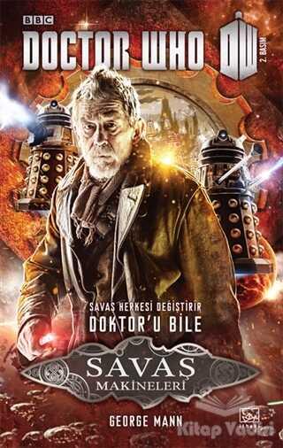 İthaki Yayınları - Doctor Who Savaş Makineleri