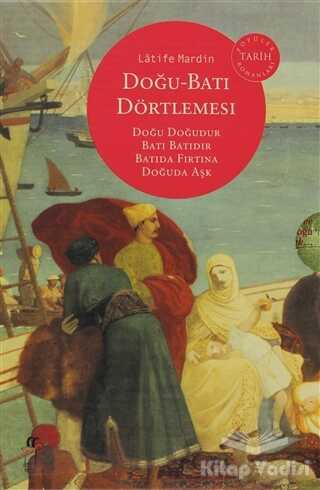 Oğlak Yayıncılık - Doğu - Batı Dörtlemesi (4 Kitap Takım)