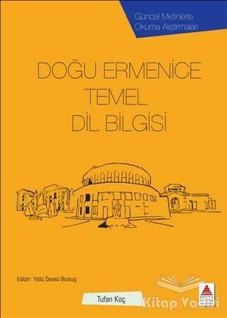 Delta Kültür Yayınevi - Doğu Ermenice Temel Dil Bilgisi