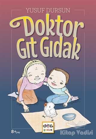 Nar Yayınları - Doktor Gıt Gıdak