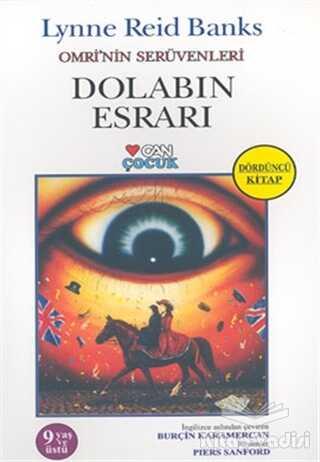 Can Çocuk Yayınları - Dolabın Esrarı - Omri'nin Serüvenleri Dördüncü Kitap