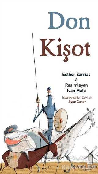 Yeni İnsan Yayınları - Don Kişot