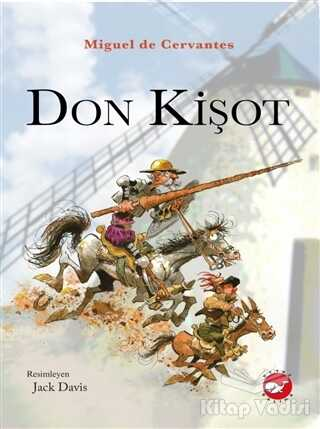 Beyaz Balina Yayınları - Don Kişot