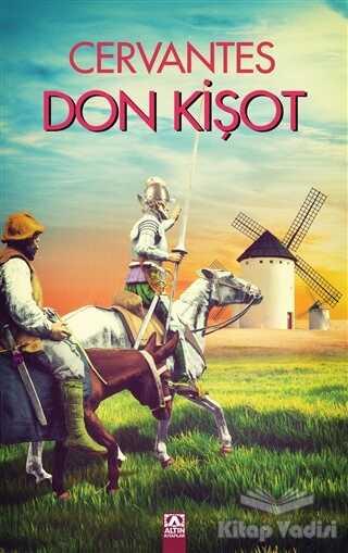 Altın Kitaplar - Don Kişot (Ciltli)
