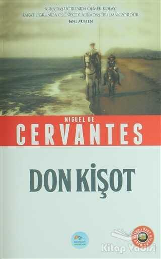 Maviçatı Yayınları - Don Kişot (Özet Kitap)