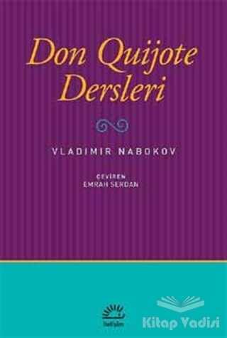 İletişim Yayınevi - Don Quijote Dersleri