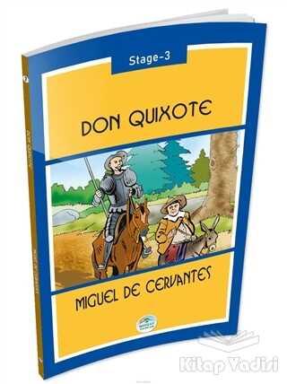 Maviçatı Yayınları - Don Quixote Stage 3