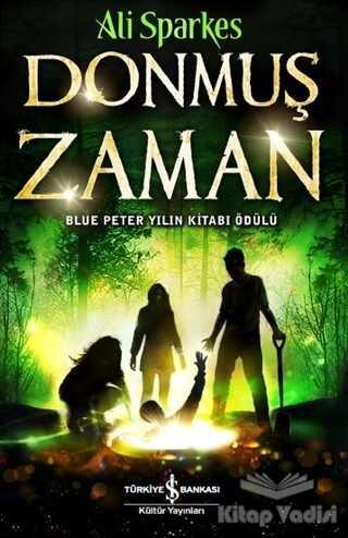 İş Bankası Kültür Yayınları - Donmuş Zaman