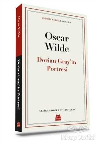 Kırmızı Kedi Yayınevi - Dorian Gray'in Portresi