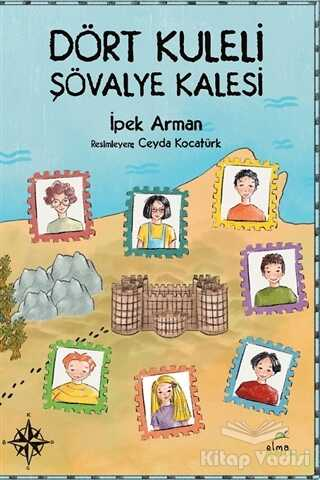 Elma Çocuk - Dört Kuleli Şövalye Kalesi