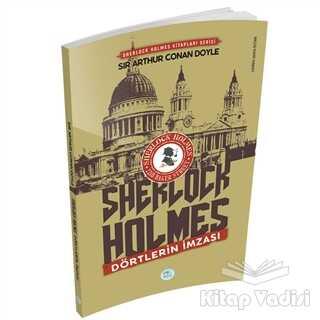 Maviçatı Yayınları - Dörtlerin İmzası - Sherlock Holmes
