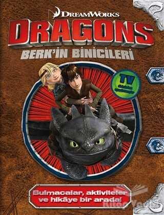 Beta Kids - DreamWorks Dragons - Berk'in Binicileri