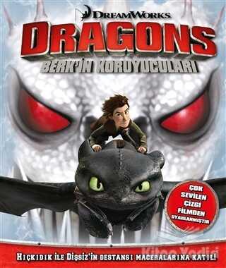 Beta Kids - DreamWorks Dragons - Berk'in Koruyucuları