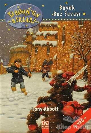 Altın Kitaplar - Droon'un Sırları - Büyük Buz Savaşı