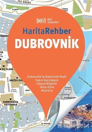 Dost Kitabevi Yayınları - Dubrovnik