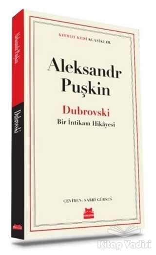 Kırmızı Kedi Yayınevi - Dubrovski