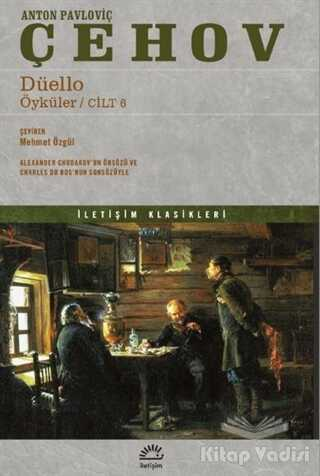 İletişim Yayınevi - Düello Öyküler / Cilt 6