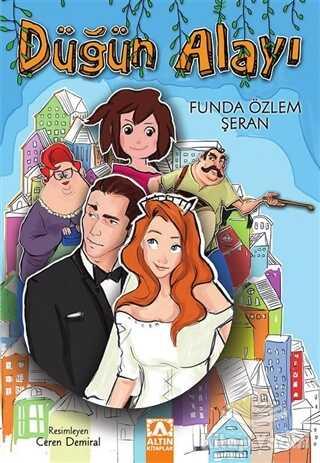 Altın Kitaplar - Düğün Alayı