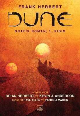 İthaki Yayınları - Dune - Grafik Roman, 1. Kısım
