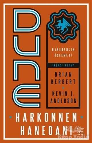 İthaki Yayınları - Dune: Harkonnen Hanedanı - Hanedanlık Üçlemesi İkinci Kitap