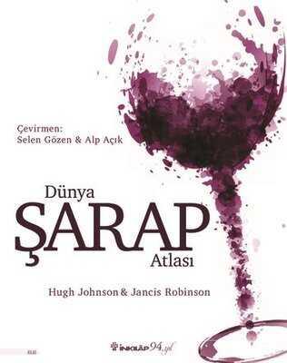 İnkılap Kitabevi - Dünya Şarap Atlası