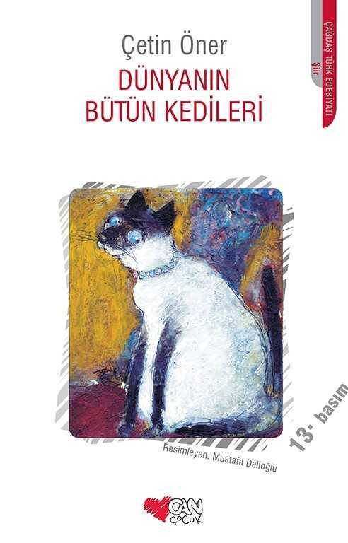 Can Çocuk Yayınları - Dünyanın Bütün Kedileri