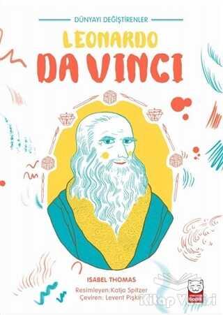 Kırmızı Kedi Çocuk - Dünyayı Değiştirenler - Leonardo Da Vinci