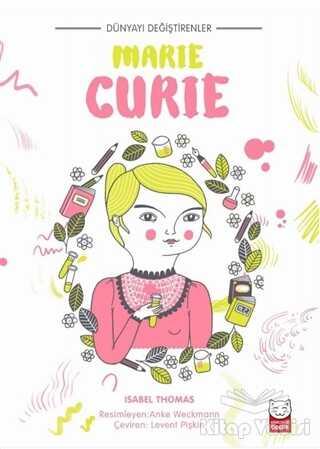 Kırmızı Kedi Çocuk - Dünyayı Değiştirenler - Marie Curie