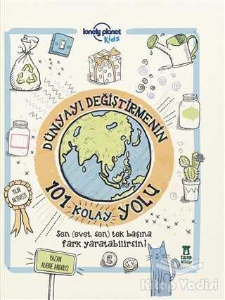 Taze Kitap - Dünyayı Değiştirmenin 101 Kolay Yolu
