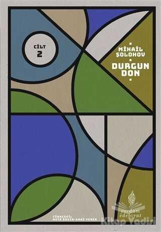 Yordam Edebiyat - Durgun Don - 2. Cilt