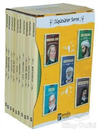 Parola Yayınları - Düşünürler Serisi (10 Kitap Takım)