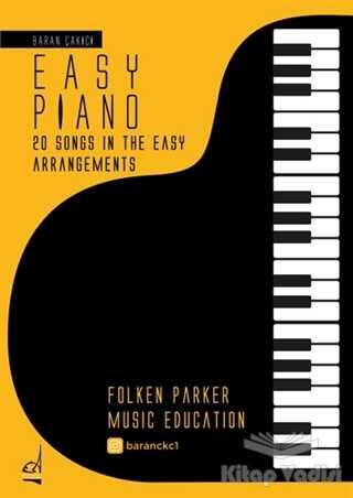 Boğaziçi Yayınları - Easy Piano
