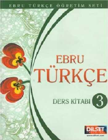 Dilset Ebru Türkçe Eğitim - Ebru Türkçe Öğretim Seti 3