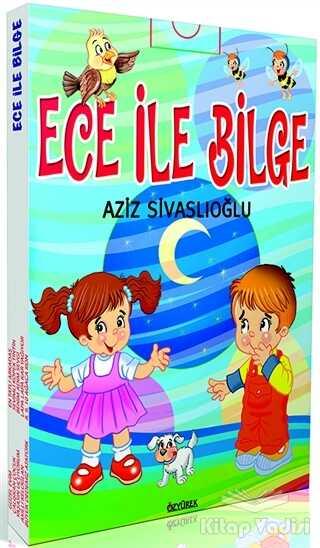 Özyürek Yayınları - Hikaye Kitapları - Ece ile Bilge (10 Kitap Takım) - Düz Yazı