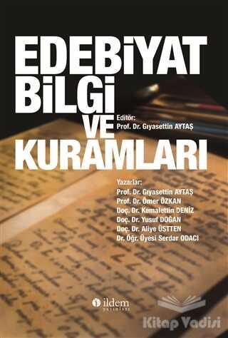 İldem Yayınları - Özel Ürün - Edebiyat Bilgi ve Kuramları