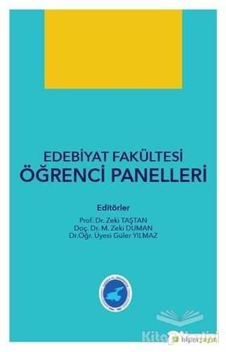 Hiperlink Yayınları - Edebiyat Fakültesi Öğrenci Panelleri