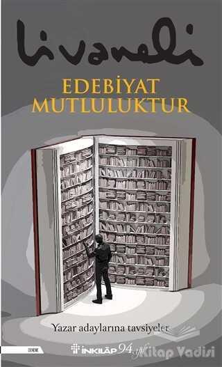 İnkılap Kitabevi - Edebiyat Mutluluktur