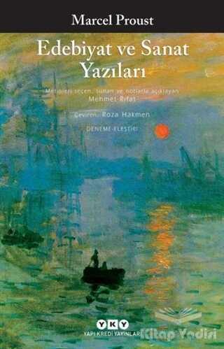 Yapı Kredi Yayınları - Edebiyat ve Sanat Yazıları