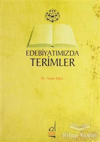 Boğaziçi Yayınları - Edebiyatımızda Terimler