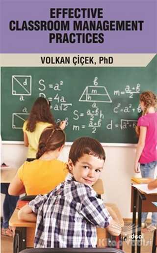 İdeal Kültür Yayıncılık Ders Kitapları - Effective Clasroom Management Practices