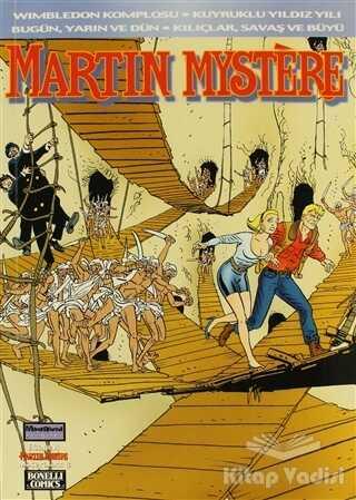 Oğlak Yayıncılık - Efsanevi Martin Mystere Maceraları: 8