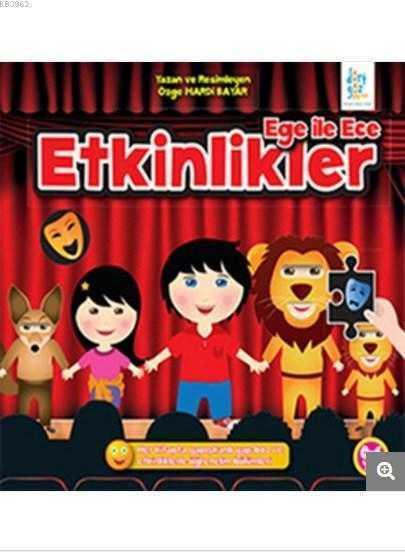 Dörtgöz Yayınları - Ege ile Ece - Etkinlikler