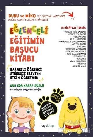 Hayykitap - Eğlenceli Eğitimin Başucu Kitabı