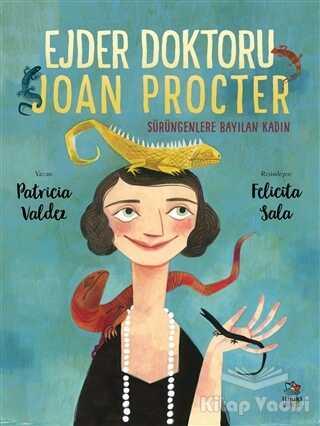İthaki Çocuk Yayınları - Ejder Doktoru Joan Procter