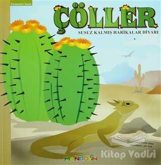 Mandolin Yayınları - Ekosistem 1. Kitap: Çöller