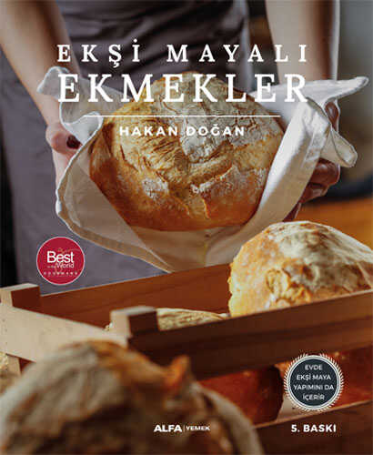 Alfa Yayınları - Ekşi Mayalı Ekmekler