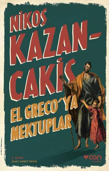 Can Yayınları - El Greco'ya Mektuplar