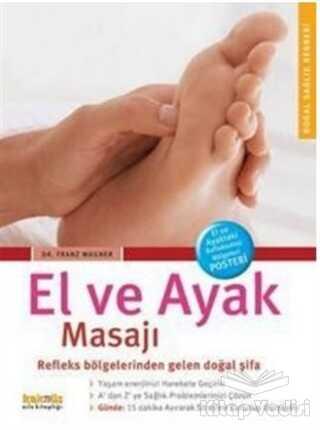 Kaknüs Yayınları - El ve Ayak Masajı