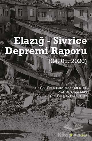 Hiperlink Yayınları - Elazığ - Sivrice Depremi Raporu (24.01.2020)