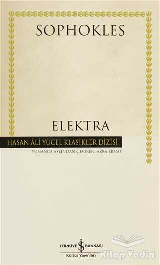 İş Bankası Kültür Yayınları - Elektra